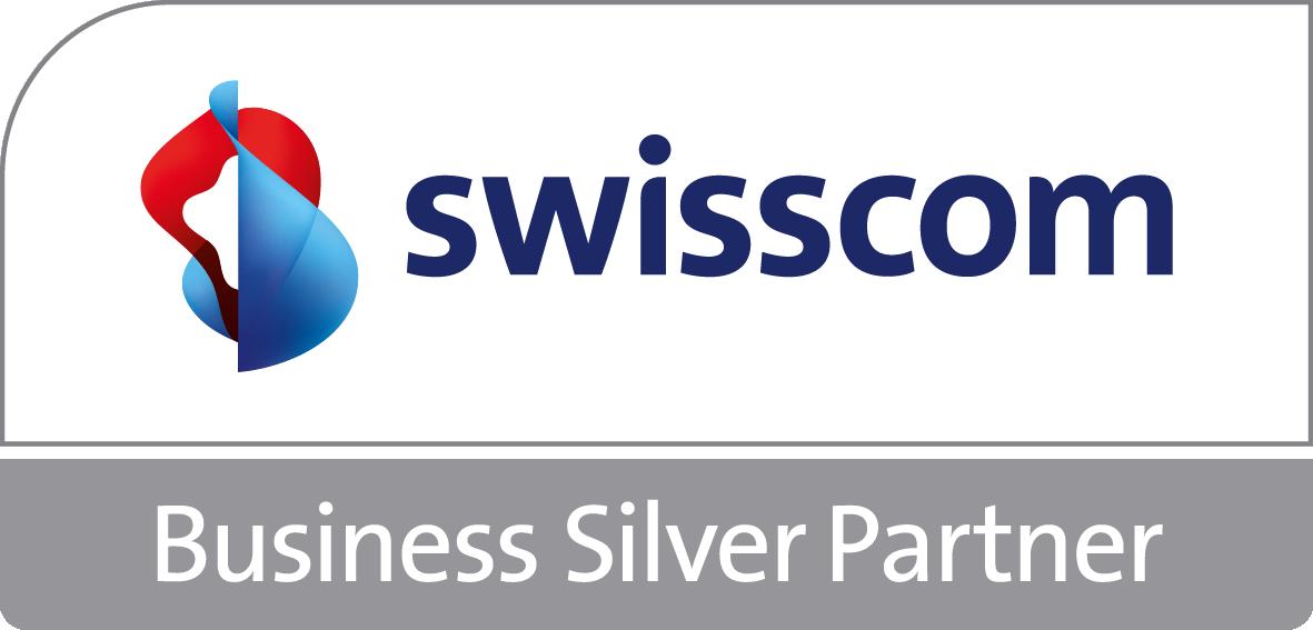 Logo Swisscom Silver Partner