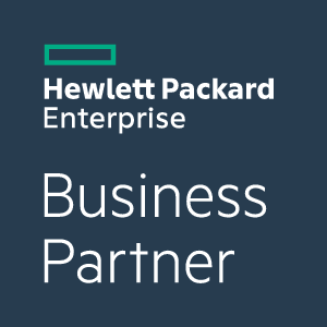 Logo HPE Business Partner